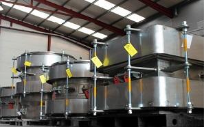 Высокотемпературные компенсаторы для установки по переработке золота.jpg