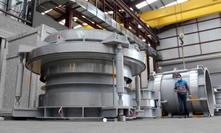 Компания MACOGA поставила крупногабаритные компенсаторы для древесных отходов на электростанцию в Бельгии1.jpg