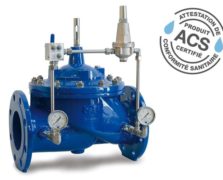 Серия регулирующих клапанов CSA XLC теперь одобрена ACS новости.jpg
