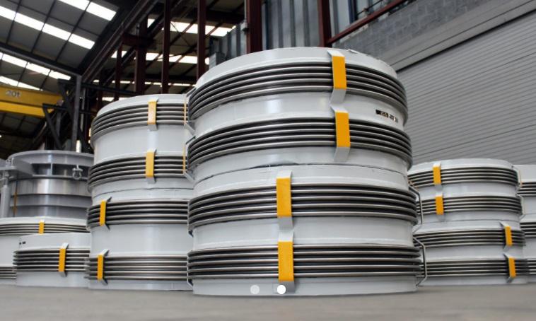 Компенсаторы для установки газоочистки и рекуперации на сталелитейном заводе в России2.jpg