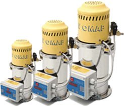 Однофазные вакуумные загрузчики серии SP
